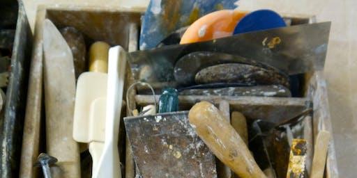 Ceramics studio open access am(with wheel booking)