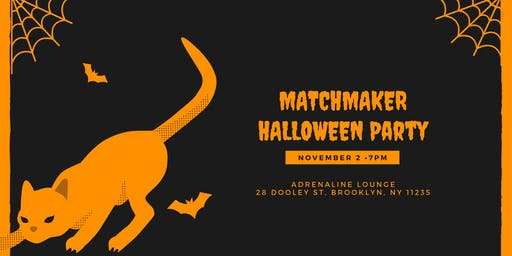 Matchmaker Halloween Party
