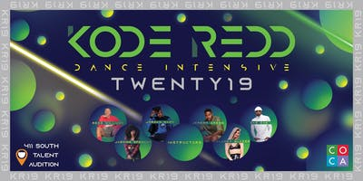 KODE REDD WINTER DANCE INTENSIVE 2019