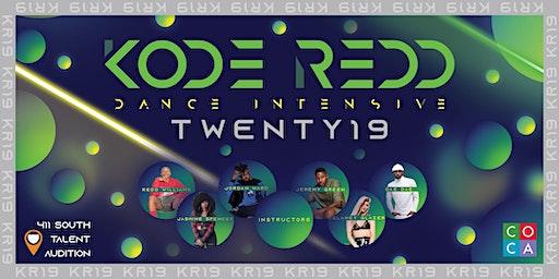 KODE REDD WINTER DANCE INTENSIVE 2019