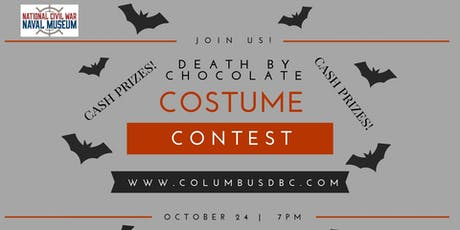 Death By Chocolate Costume Contest! tickets