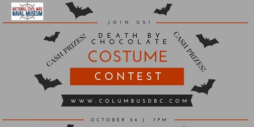 Death By Chocolate Costume Contest!