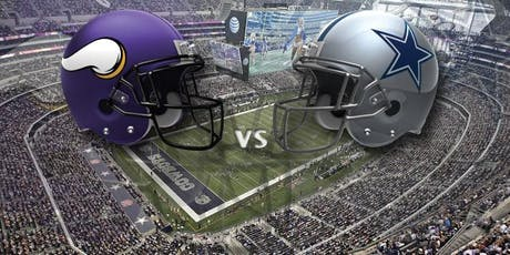 Cowboys vs Vikings Watch Party | 11.10 tickets