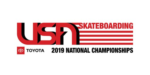 USA Skateboarding Toyota 2019 National Championships