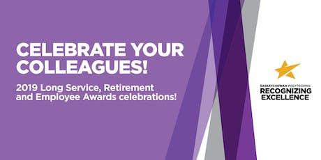 Long Service & Retirement Saskatoon tickets