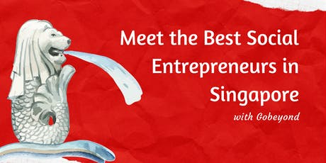 5-Day Field Trip: Meet the Best Social Entrepreneurs in Singapore tickets