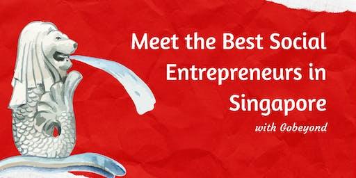5-Day Field Trip: Meet the Best Social Entrepreneurs in Singapore
