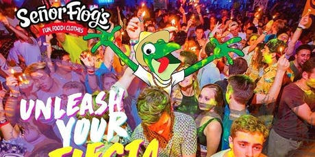 Senor Frog's VIP Party Packages tickets