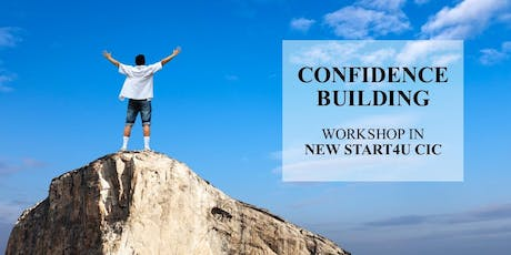 Confidence Building Workshop (Tue, 15 Oct 2019; 5:00PM-9:00PM; in English) tickets