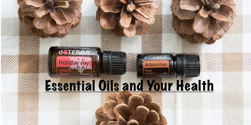 Essential Oils and Your Health....