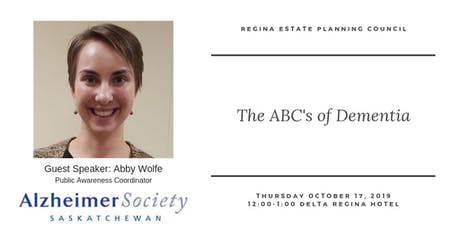 The ABC's of Dementia tickets