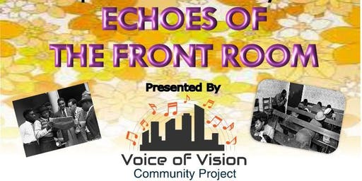 Echoes of the Front Room Full Show
