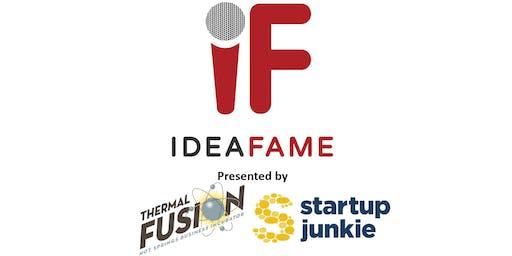 Idea Fame Live- Business Pitch Contest