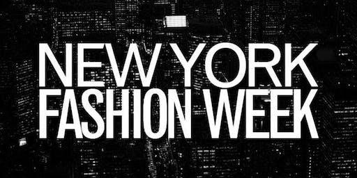 Coastal Fashion Week New York Model Registration