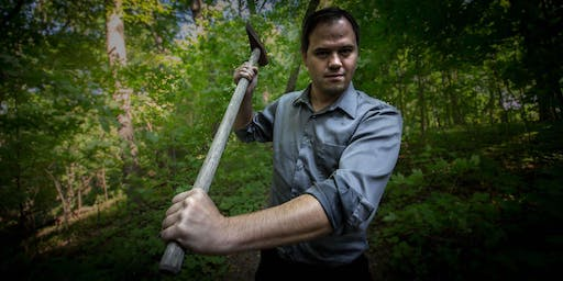 Joe Chianakas Author Appearance and Book Signing