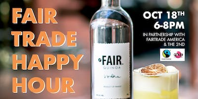Friday Fairtrade Happy Hour - Let's celebrate Fair Trade Month!