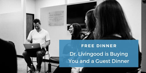 Truth About Cancer | FREE Dinner Event with Dr. Blake Livingood, DNM, DC