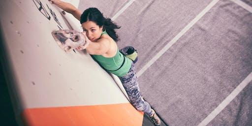 Beginner Women's Climbing Clinic