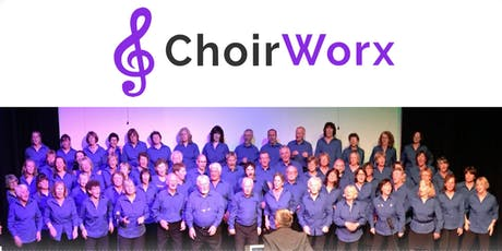 ChoirWorx - The 2nd West Country Singing Festival - Sunday 3rd May 2020 tickets