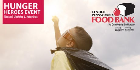 Hunger Heroes Event:  Regional Workshop in Altoona tickets
