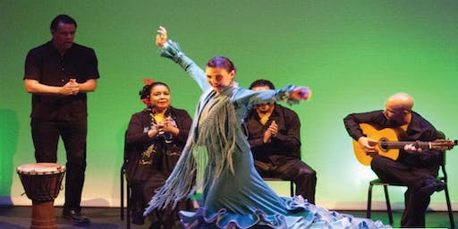 Communities Together and Taylor Station Bar Present: A'lante Flamenco