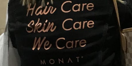 MONAT Hair Care Skin Care We Care tickets