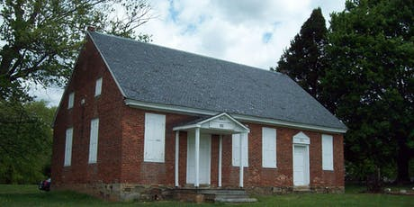 Paint Cecil County Maryland - Little Brick Meeting House - November 16 & 17, 2019 tickets
