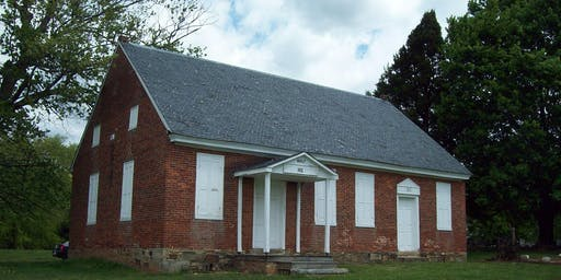 Paint Cecil County Maryland - Little Brick Meeting House - November 16 & 17, 2019