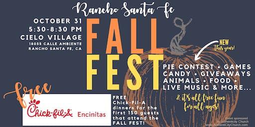 Rancho Santa Fe FALL FEST