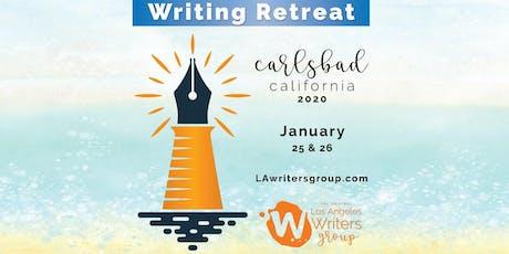 Weekend Writing Retreat in San Diego > Carlsbad, CA tickets
