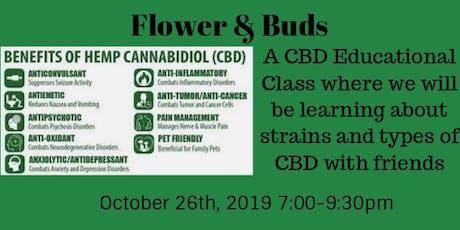Flower & Buds tickets