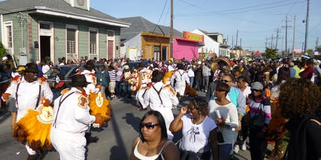 Footwork! Following New Orleans Second Line Parades tickets