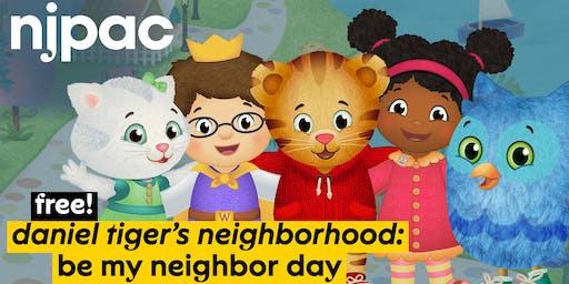 Daniel Tiger's Neighborhood: Be My Neighbor Day
