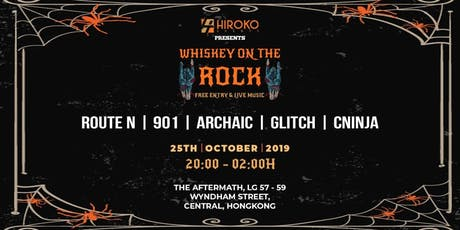 Whiskey on the Rock tickets