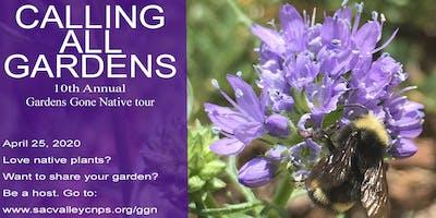 10th annual Gardens Gone Native Garden Tour