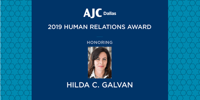 AJC Dallas 2019 Human Relations Award