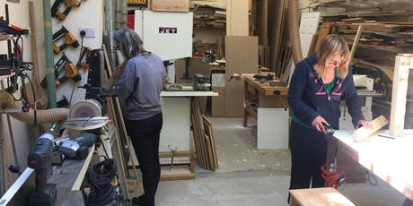 NEW PROJECT CLASS - Make an indoor chair, 9am-5pm tickets