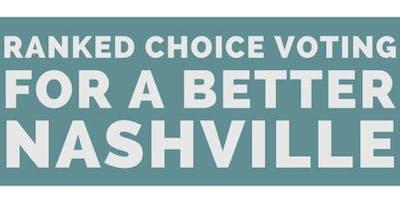 General Body Meeting: A Better Nashville