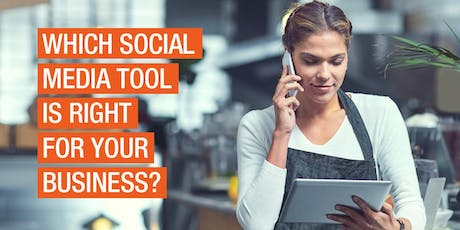 Social Media and Your Business (Hudson) tickets