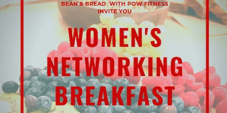 Abergavenny's Women's Networking Breakfast tickets
