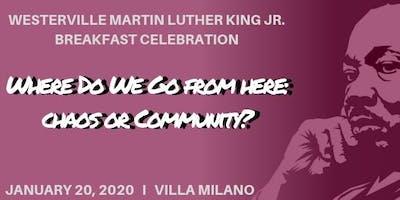 Martin Luther King, Jr. Breakfast Celebration 2020