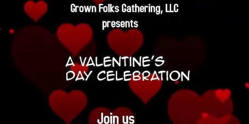 Grown Folks Gathering, LLC presents Valentine's Day Celebration
