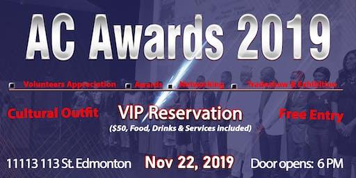 AC Awards 2019