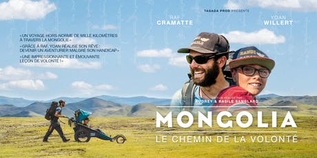 MONGOLIA - Le Chemin de la Volonté [PROJECTION] - Val-d'Illiez tickets