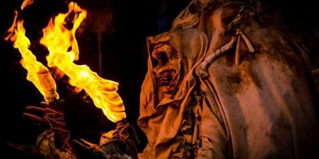 Masks and Margins- Ancient Rituals for a Modern World tickets