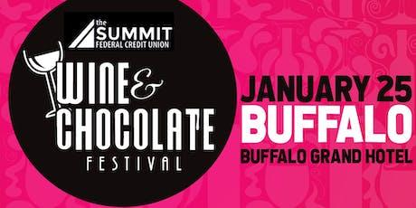 Buffalo Wine and Chocolate Festival tickets
