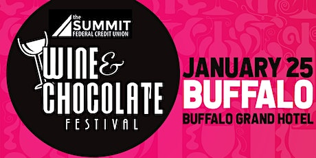 Buffalo Wine and Chocolate Festival tickets