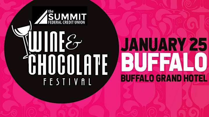 Buffalo Wine and Chocolate Festival image
