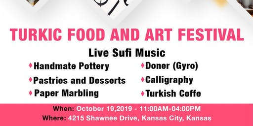 Turkic Food & Art Festival- Live Sufi Music