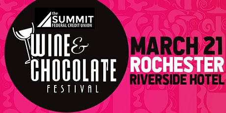 Rochester Wine and Chocolate Festival tickets